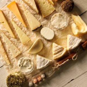 Набір фермерських ремісничих сирів