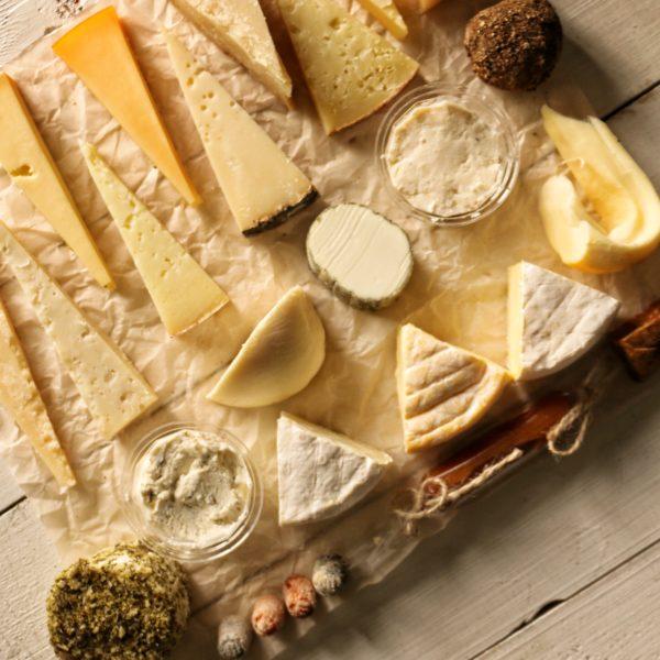 Набір фермерських сирів