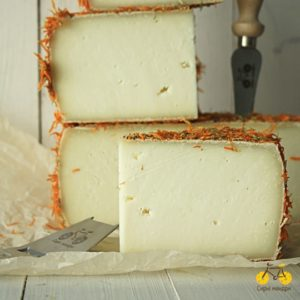 Пекора - сир з овечого і козячого молока